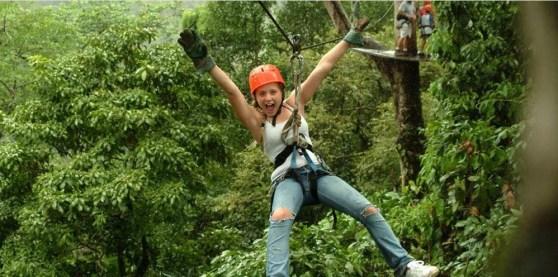 Zip Line Costa Rica Tour